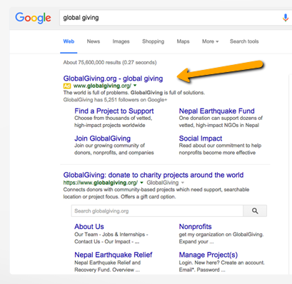 Google Ad Grants For Non-Profit Organizations